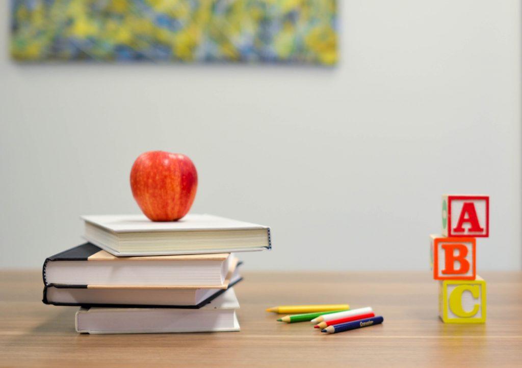 Libros y formación