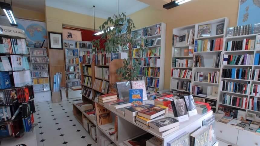Librería Italiana en Madrid