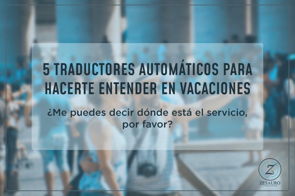 5 traductores automáticos