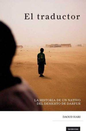 Portada del libro «El traductor», de Daoud Hari